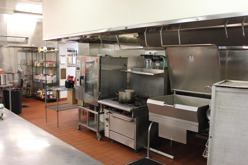 How To Build A Commercial Kitchen In Your Home
